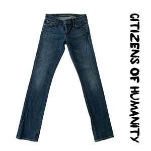Citizens of Humanity Ava Straight Leg Jeans 27